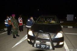 Operasi mengantuk di jalan tol Lampung