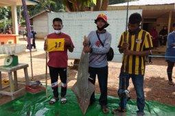 Tim Neko sukses jadi pemenang di Fishing Festival