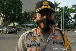 Polrestabes Palembang kerahkan 140 personel amankan pilkada