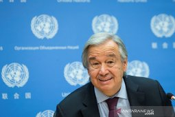 Sekjen PBB sambut positif gencatan senjata Gaza