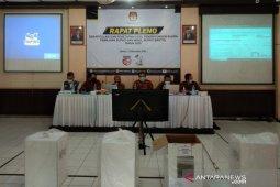KPU Bantul merekapitulasi hasil penghitungan suara pilkada