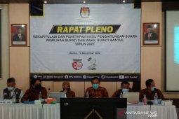 KPU Bantul sebut partisipasi pemilih pilkada di tiga kecamatan 85 persen