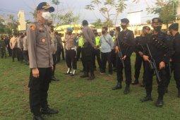 Polres Lombok Utara keluarkan peringatan waspada cuaca ekstrem