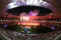 Qatar resmikan stadion keempat  untuk Piala Dunia 2022
