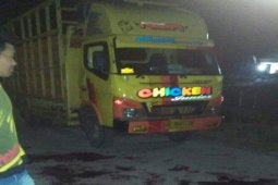 Truk pengangkut ayam dirampok di Mesuji, pengemudi tewas ditembak