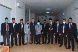 Bupati Lombok Utara Hadiri Sidang Paripurna terhadap Lima Raperda