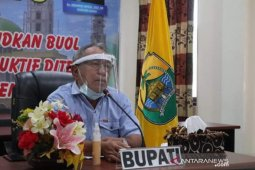Bupati Buol: Kepatuhan warga terapkan prokes  kunci bebas dari COVID-19