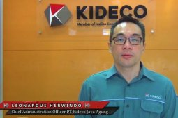 Manajemen Kideco Jaya Agung Ucapkan HUT Ke-83 LKBN ANTARA