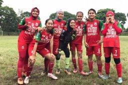 Tekad belia-belia putri Indonesia majukan sepakbola wanita