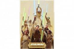 "Novel ""Star Wars: The High Republic"" dirilis Selasa"