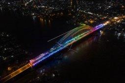 Jembatan Musi VI Palembang dibuka  6 Januari