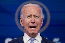 Biden sebut Trump menyulut kekerasan di gedung Kongres AS