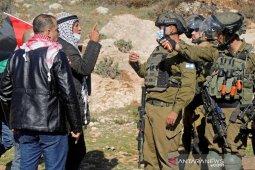 Bentrokan di Tepi Barat dengan Israel, Palestina sebutkan 2 petugas tewas