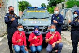 Polda Lampung ambil sampel DNA tiga keluarga penumpang SJ-182