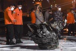 KNKT akan rilis laporan awal investigasi pesawat SJ 182 bulan depan