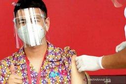 Raffi Ahmad digugat karena melanggar protokol kesehatan usai vaksin