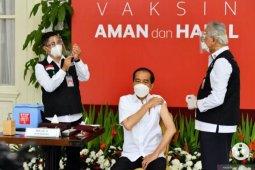 Pemerintah sudah terbuka dalam proses vaksinasi