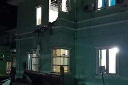 Gempa Mamuju Sulawesi Barat robohkan bangunan bertingkat