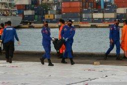 Hari ini tiga jenazah korban Sriwijaya Air diserahkan ke pihak keluarga