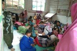 1.200 pengunsi Ulumanda Majene menanti bantuan