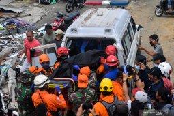 BNPB sebut Korban gempa Sulbar bertambah menjadi 56 orang