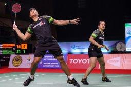 Praveen/Melati harus puas jadi runner up di Thailand Open 2021