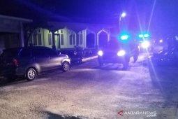 Polisi patroli perbatasan Sulteng-Sulbar untuk antisipasi penjarahan bantuan