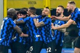 Inter Milan pukul Juve dengan skor 2-0 untuk menangi Derby d'Italia