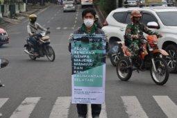 Relawan pencinta alam Lampung galang dana peduli bencana Sulawesi-Kalimantan