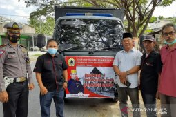 Kerukunan Keluarga Sulawesi Selatan Parimo kirim 1 ton beras ke Sulbar