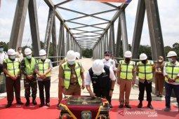 Pemprov Sumsel kucurkan  dana Rp54,8 miliar bangun jembatan di OKU