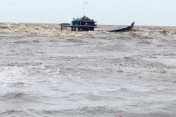 Kapal muatan sawit tenggelam di perairan Tanjung Jabung Timur, Jambi