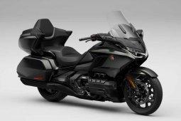 Honda Gold Wing 2021 tidak banyak pembaruan, CRF300L tambah bertenaga