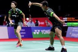 Hafiz/Gloria ke babak kedua Thailand Open II, usai kalahkan rekannya Rinov/Mentari