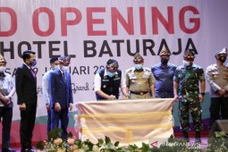 Gubernur Sumsel akui Baturaja  Kabupaten OKU menuju kota modern