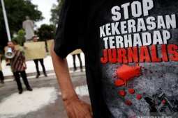 Polisi tahan dua tersangka  penganiayaan wartawan di Flotim