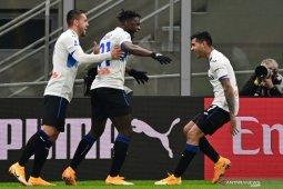 Liga Italia: Atalanta pecundangi AC Milan 3-0