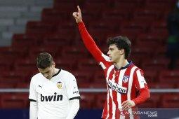 Liga Spanyol: Atletico jaga keunggulan tujuh poin di puncak