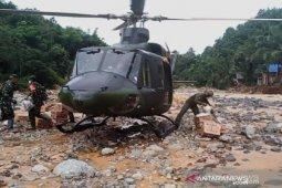 KASAD kerahkan helikopter salurkan bantuan ke wilayah terisolir Kalsel