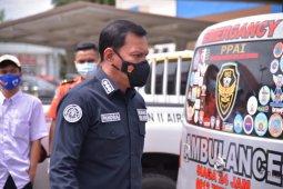 Jenazah korban kecelakaan pesawat SJ-182 asal Lampung diberangkatkan pada Rabu