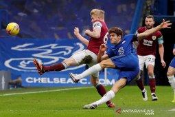 Chelsea petik kemenangan perdana era Tuchel, setelah bungkam Burnley