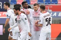Liga Italia: Duo Milan kembali ke jalur kemenangan
