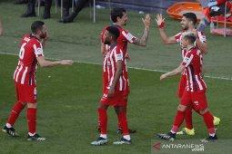 Atletico terus melaju di klasemen Liga Spanyol