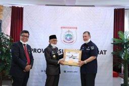 Pemprov Sumbar bantu 150 kilogram rendang kepada korban gempa di Sulbar
