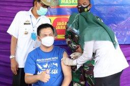 Pesisir Barat mulai pelaksanaan suntik vaksinasi COVID-19