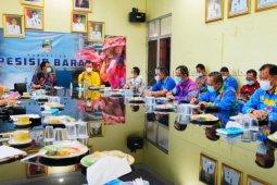 Bupati Pesisir Barat rakor dengan Provinsi Lampung bahas pengembangan perkebunan dataran tinggi