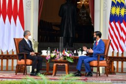 Presiden Jokowi-PM Muhyiddin minta pertemuan menlu ASEAN bahas kondisi Myanmar