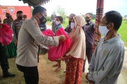 Kapolres Bartim apresiasi semangat dan kekompakan warga kampung tangguh