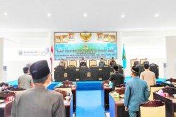 Bupati Pesisir Barat usulkan lima raperda ke DPRD