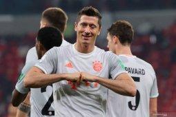 Lewandowski antar Bayern ke final Piala Dunia Klub